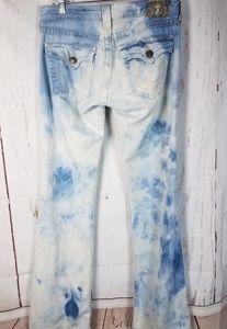 True Religion Tie Dye Becky Jean's 27/28